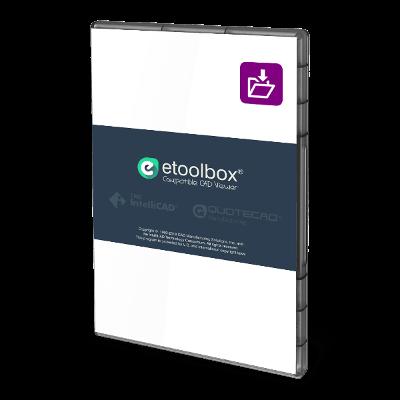 ETOOLBOX Free CAD Viewer