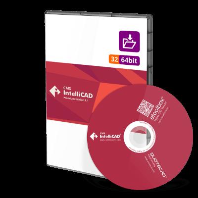 CMS IntelliCAD 8.1 PE