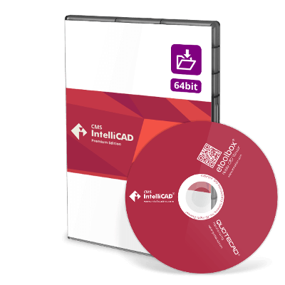 CMS IntelliCAD 9.1 PE