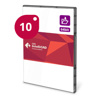 CMS IntelliCAD 10 PE Extended Download