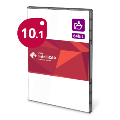 CMS IntelliCAD 10.1 PE Extended Download