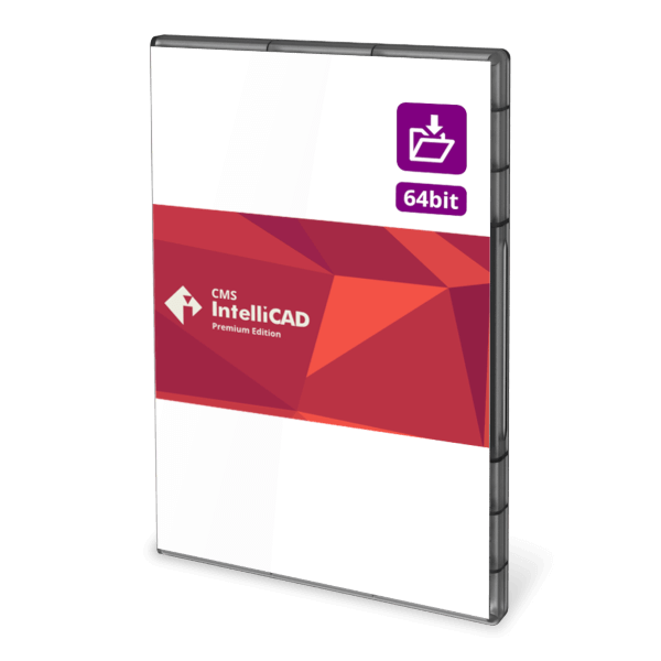 CMS IntelliCAD 9.2 PE
