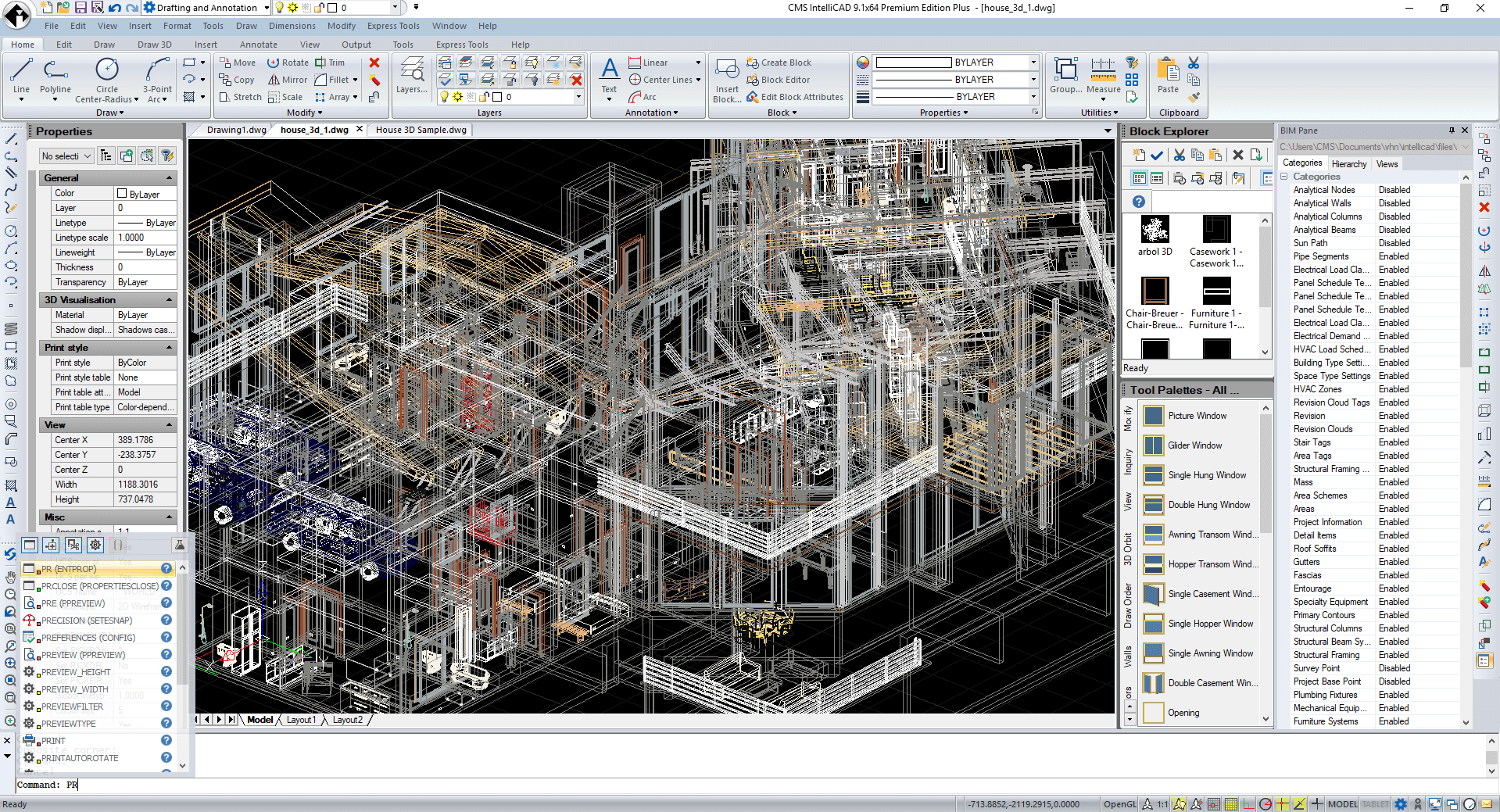 Compatible CAD Software for  DWG files - CMS IntelliCAD - AutoCAD